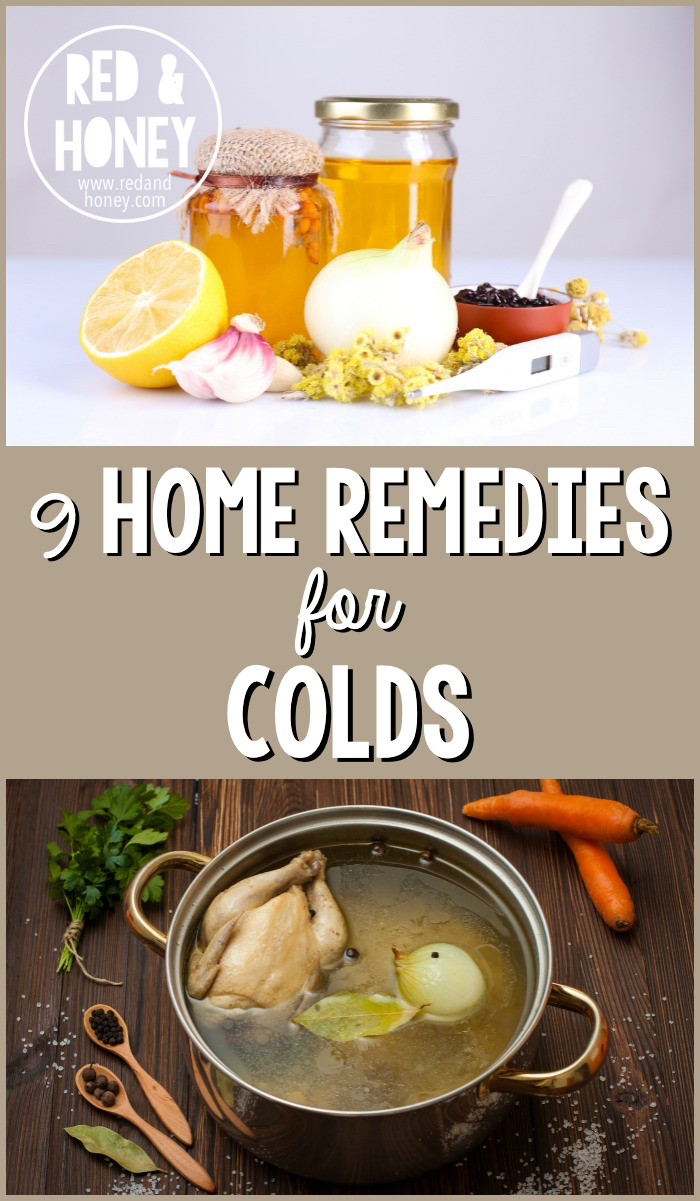 These 9 simple home remedies will help knock out a cold faster than usual. I hate it when a cold lingers - these ideas will definitely come in handy this winter.