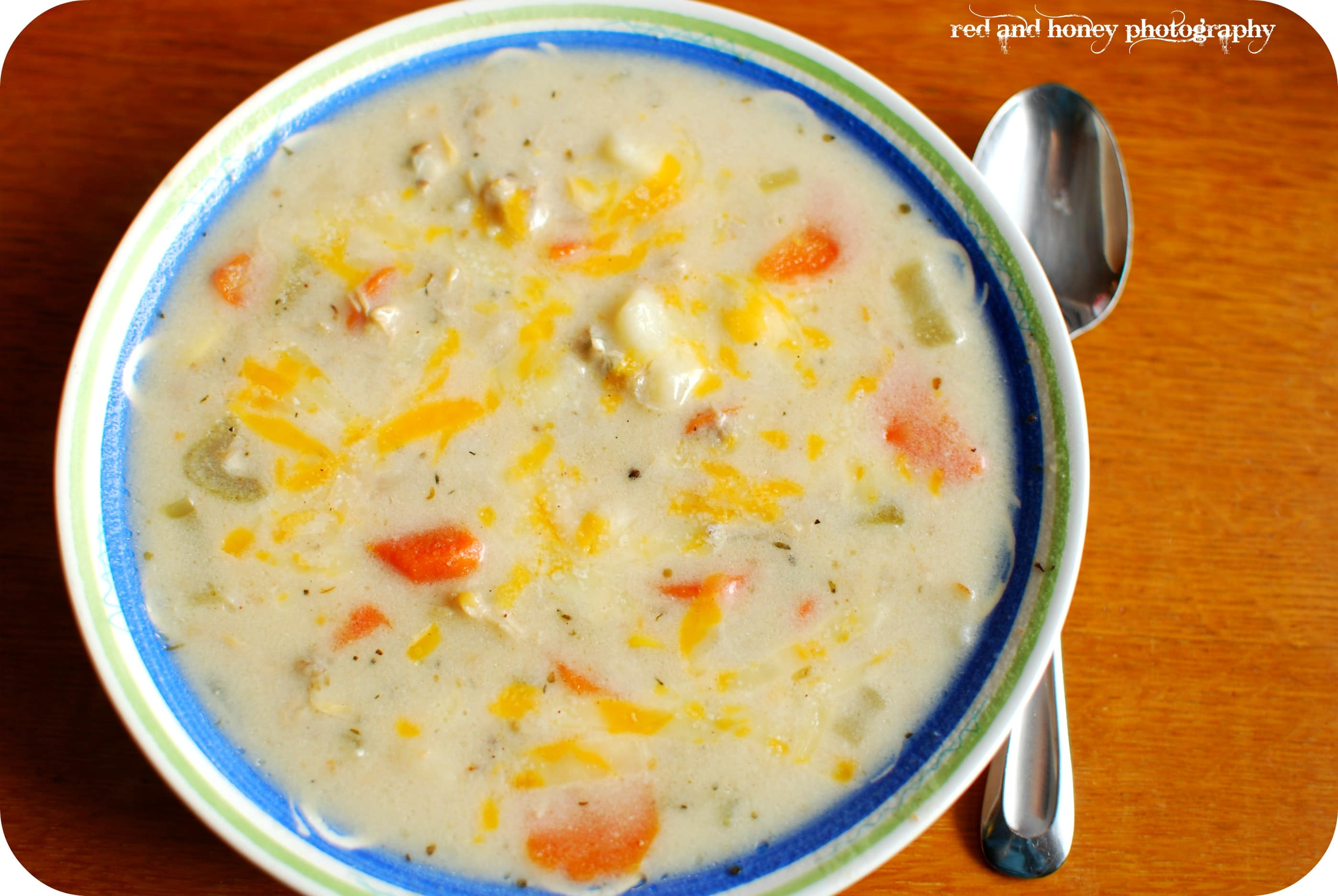how to make chowder thicker