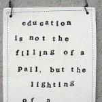 An Educational Philosophy {The Journey Thus Far}