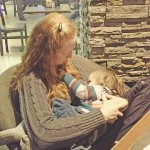 Uninhibited Breastfeeding in Public {What If It Makes Others Uncomfortable?}