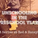 Unschooling a Preschooler {Science}