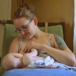 Breastfeeding Battles: Naomi's Story {Part Two}