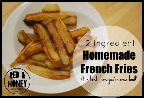 French Fries Pinnable