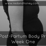 3 Days of Giveaways! (Day Three: Fit2B Studios, and the one where I post a photo of my postpartum belly on the internet)