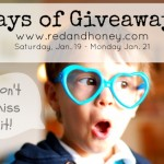 3 Days of Giveaways! (Day Two: Natural Deodorant & Eight Healthy Living e-Books!)