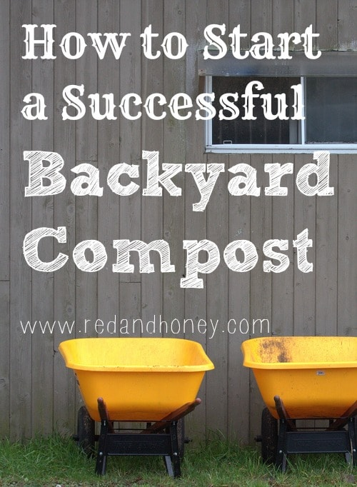 how to be successful at composting Having a great compost pile can pay big dividends to the home gardener it's loose, fertile make-up is a huge key in helping to build great soil, and healthy plants.