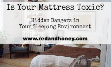 Is Your Mattress Toxic? Hidden Dangers in Your Sleeping Environment