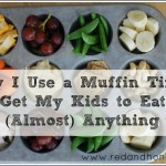 How I Use a Muffin Tin to Get My Kids to Eat (Almost) Anything