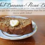 Banana-Pecan Bread