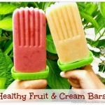 Homemade Ice Pops and Frozen Treats