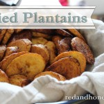 Fried Plantains: A Simple & Adventurous Snack