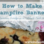 How to Make Campfire Bannock