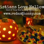 Christians Love Halloween (And If They Don't, They Should Think About It…)