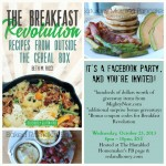 The Breakfast Revolution: Launch Party Giveaways!