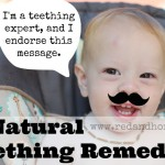 11 Natural Teething Remedies