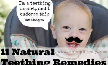 11 Natural Teething Remedies
