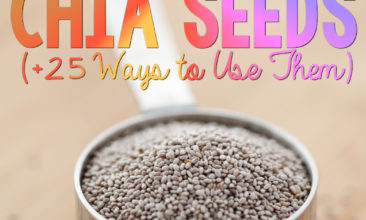 Health Benefits of Chia Seeds (+ 25 Ways to Use Them)