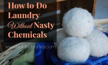 How to Do Laundry (From Start to Finish) Without Nasty Chemicals