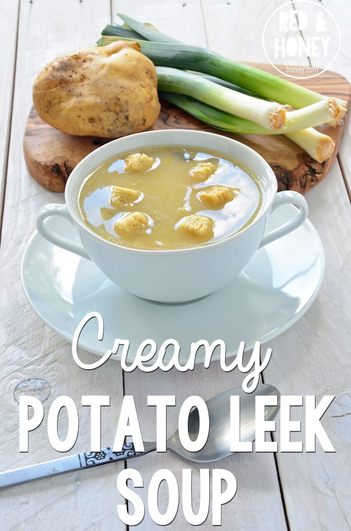 This classic and simple soup totally hits the spot! I love easy recipes like this that taste amazing!