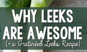 If everything in this article is true, then leeks are seriously underrated. I'm trying this recipe this week!
