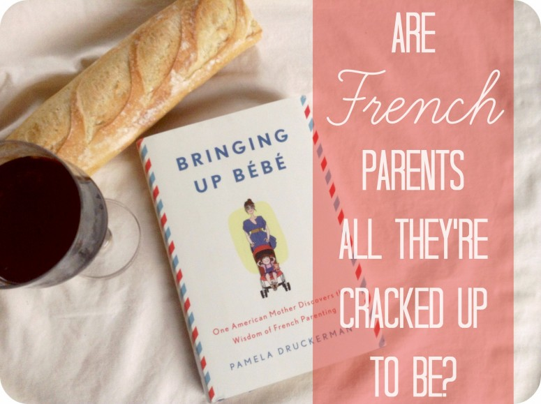 Like many moms in 2012, I soaked up Pamela Druckerman's book, Bringing Up Bébé. At the time I had an 18-month-old daughter and was expecting my son. // A thought-provoking review and discussion of the popular parenting book. Good read!