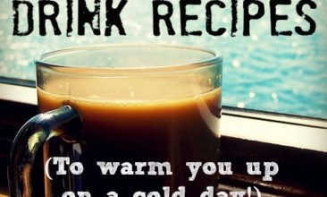 50 Hot Drink Recipes to Warm You Up on a Cold Day