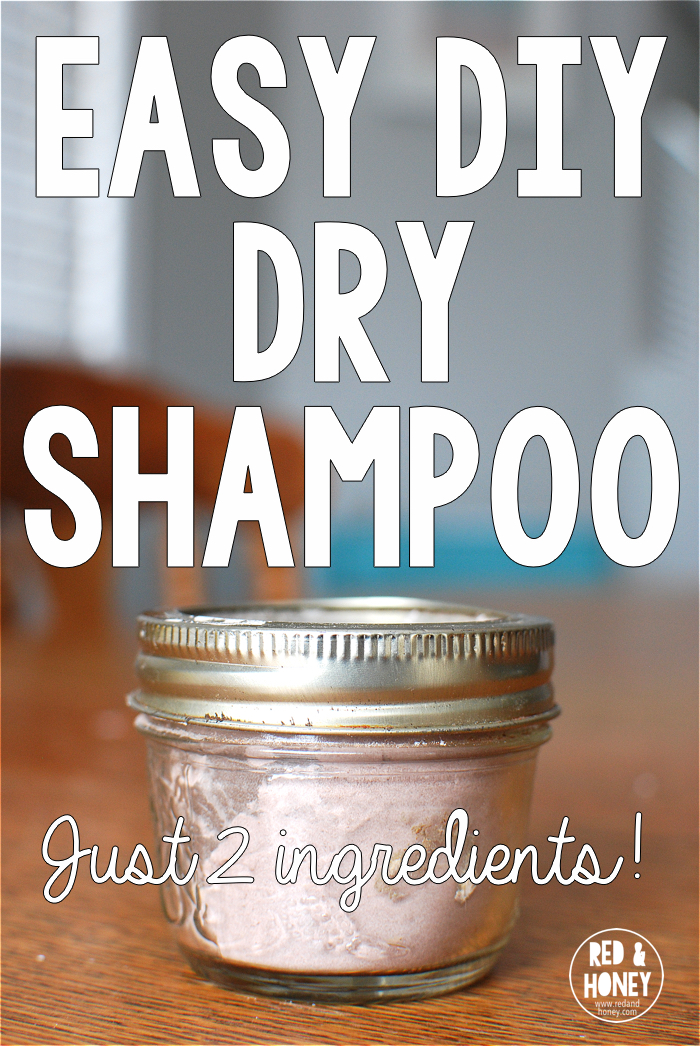 It's hard to believe that the drugstore stuff is so full of unpronounceable ingredients and costs $10 a pop, while this version uses just two ingredients that I have in my cupboards right now, and works just as well if not better. I love DIY'ing these kinds of things!