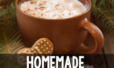 Honey-Sweetened Hot Chocolate