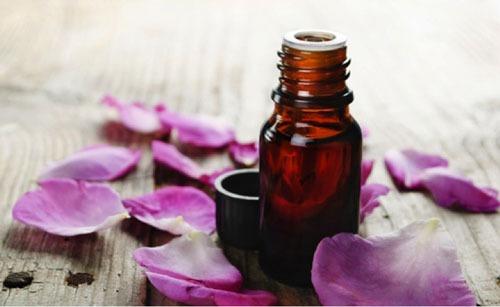 DIY massage oil bottle