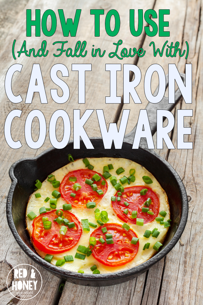 Cast-iron cookware. It's just... so beautifully moving and inspiring. It has a rich history and a solid reputation, and I utterly adore it. Cast-iron is my absolute favourite way to cook. I big-puffy-heart-love it. Cast-iron rules and teflon drools... and here's why...