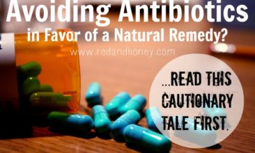 Avoiding Antibiotics in Favour of a Natural Remedy? Read this Cautionary Tale First.