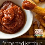 Easy Homemade Ketchup, Lacto-Fermented