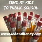 Why I Don't Want to Send My Kids to Public School