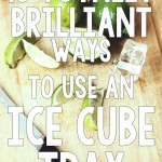 18 Totally Brilliant Ways to Use an Ice Cube Tray