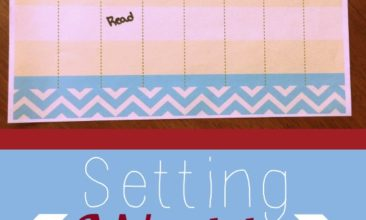 Setting Weekly Goals: A Middle-Ground Approach