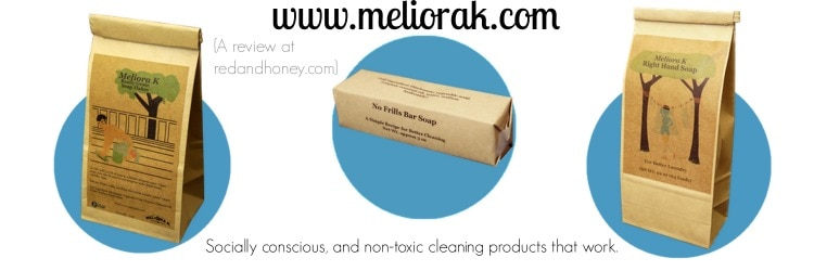 A review of Meliorak natural cleaners