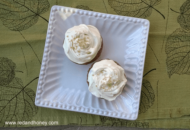 pumpkin spice cake with maple frosting recipe