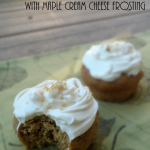 Pumpkin Spice Cake Recipe with Maple Cream Cheese Frosting
