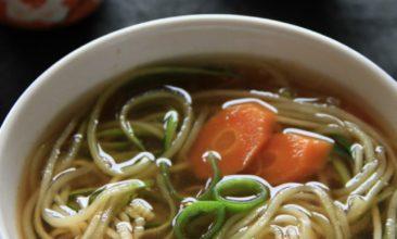 Quick & Nourishing Japanese Soup