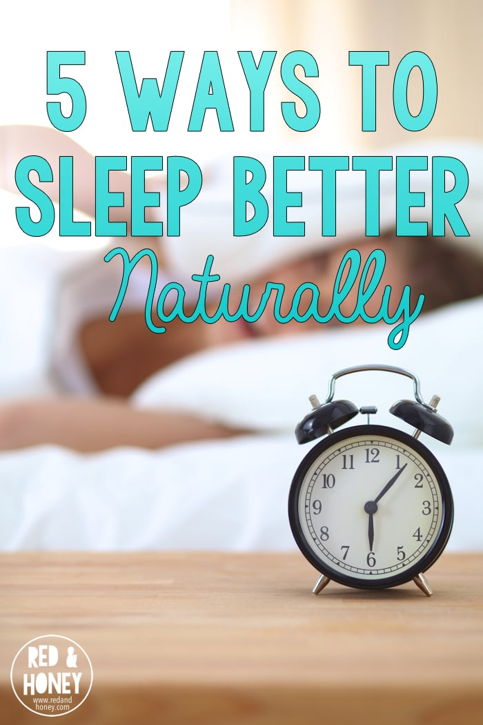 Does anyone understand why our ideal is to 'sleep like a baby'? I've spent a lot of nights with babies and let me tell you, I do not want to sleep like one.  But I don't necessarily want to sleep like an adult, either. While sleep seems like it should come easily, it doesn't always. Here are 5 tips for improving your sleep without relying on sleeping pills or other artificial means.