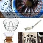 Bundt Cake & Coffee: A MightyNest Review + GIVEAWAY!