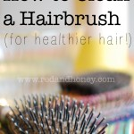 How to Clean a Hairbrush (for Healthier Hair)