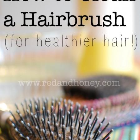hairbrushclean