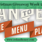 Win a One-Year Subscription to Plan to Eat! (Christmas Giveaway Week 2014)