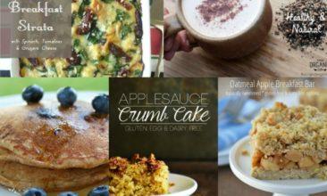 50+ Decadent & Nourishing Holiday Brunch Recipes