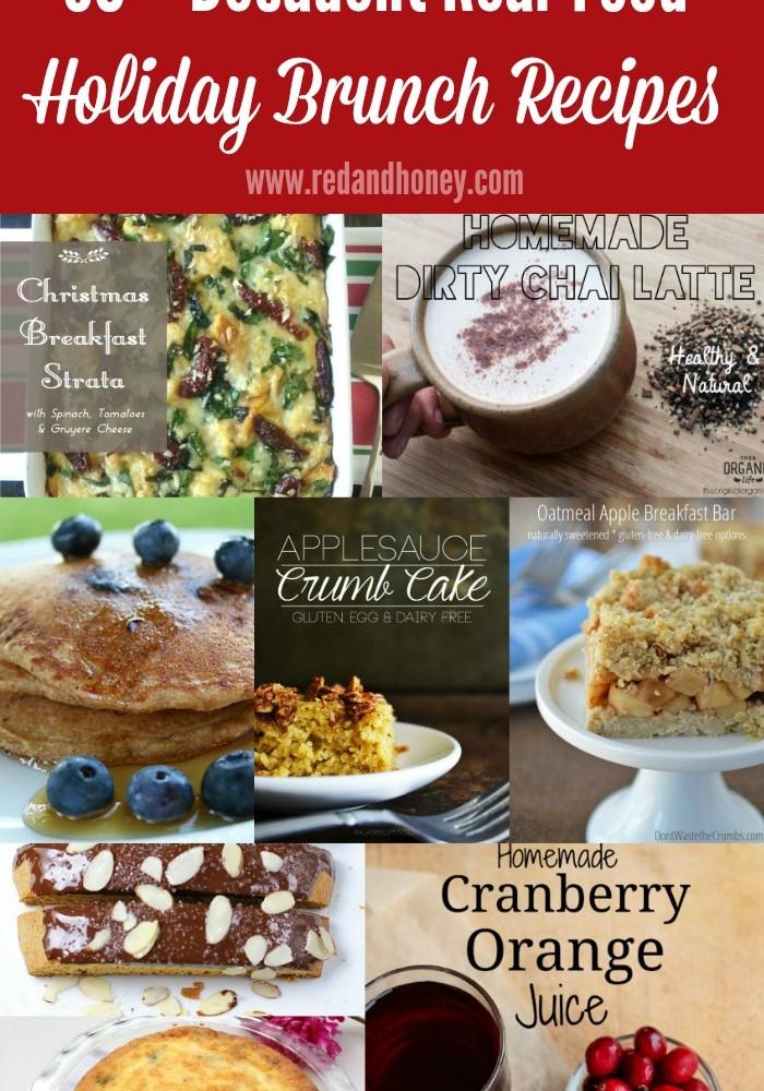 Holiday Brunch Recipes
