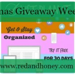 Win a Membership Package from ListPlanIt (Christmas Giveaway Week 2014)