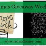 $75 Credit from Hope Ink Etsy (Christmas Giveaway Week 2014)