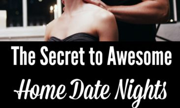 The Secret to Awesome Home Date Nights