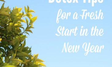 5 Gentle Herbal Detox Tips for a Fresh Start
